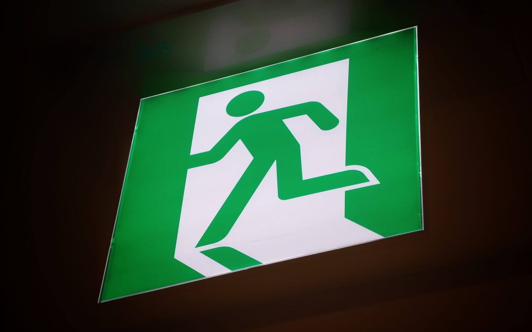 How many fire exits do I need? – Answering your FAQ about fire exits