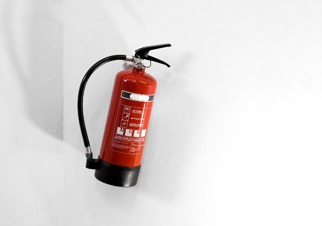 Fire Extinguisher Servicing & Maintenance Guide